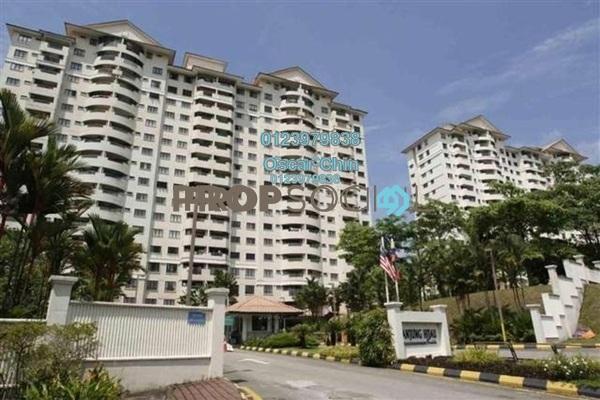 For Rent Condominium at Anjung Hijau, Bukit Jalil Freehold Unfurnished 3R/2B 1.35k