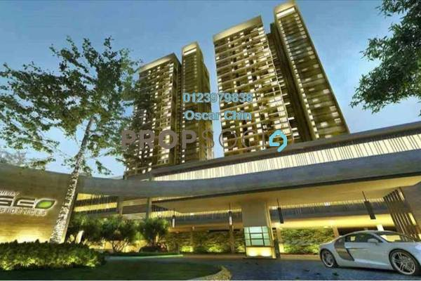 For Rent Condominium at Sunway GEO Residences, Bandar Sunway Freehold Fully Furnished 2R/2B 3.3k