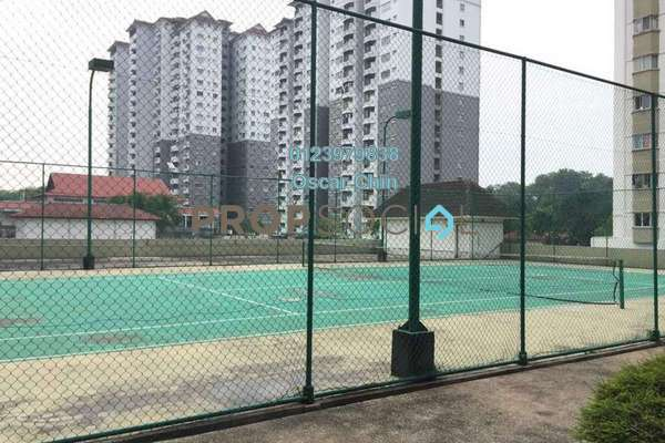 For Sale Condominium at Endah Regal, Sri Petaling Freehold Semi Furnished 3R/2B 375k