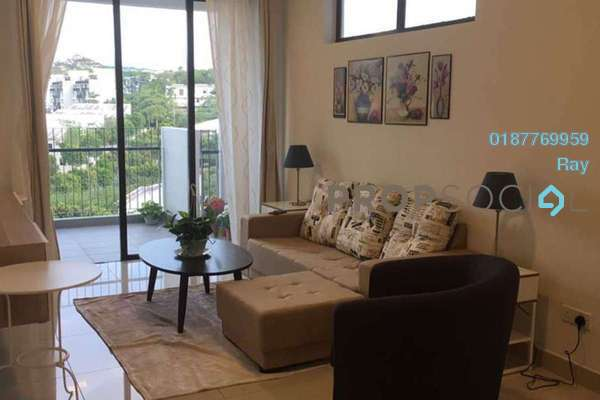 For Sale Condominium at Nadayu62, Melawati Freehold Semi Furnished 3R/2B 650k