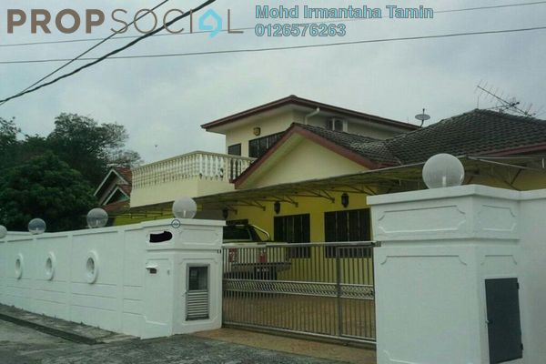 For Sale Bungalow at Section 3, Petaling Jaya Freehold Semi Furnished 5R/3B 1.45m