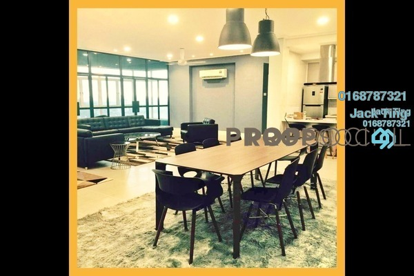 For Rent Condominium at Suasana Sentral Condominium, KL Sentral Freehold Fully Furnished 4R/5B 6k