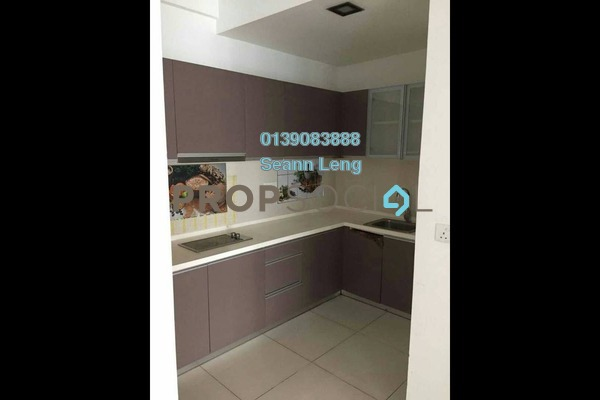 For Rent Condominium at Regalia, Putra Freehold Semi Furnished 2R/2B 2.55k