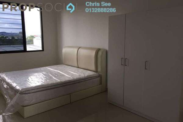 For Rent Condominium at Ken Rimba, Shah Alam Freehold Fully Furnished 3R/2B 2k