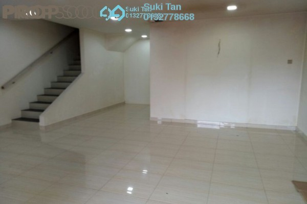For Sale Terrace at SD8, Bandar Sri Damansara Freehold Semi Furnished 4R/3B 1.15m