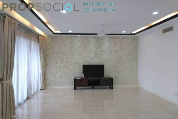 For Rent Condominium at Hampshire Park, KLCC Freehold Semi Furnished 3R/5B 10k