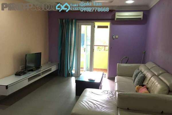 For Sale Apartment at Vista Mutiara, Kepong Freehold Semi Furnished 2R/2B 350k