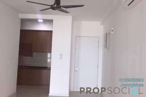 For Sale Condominium at Fortune Perdana Lakeside, Kepong Freehold Semi Furnished 3R/2B 555k