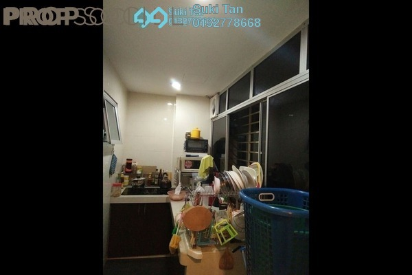 For Sale Apartment at Vista Mutiara, Kepong Leasehold Semi Furnished 3R/2B 490k