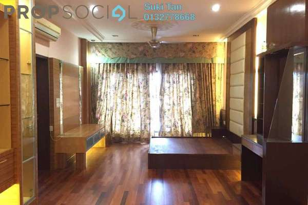 For Sale Terrace at Sunway SPK Damansara, Kepong Freehold Semi Furnished 5R/5B 1.6m