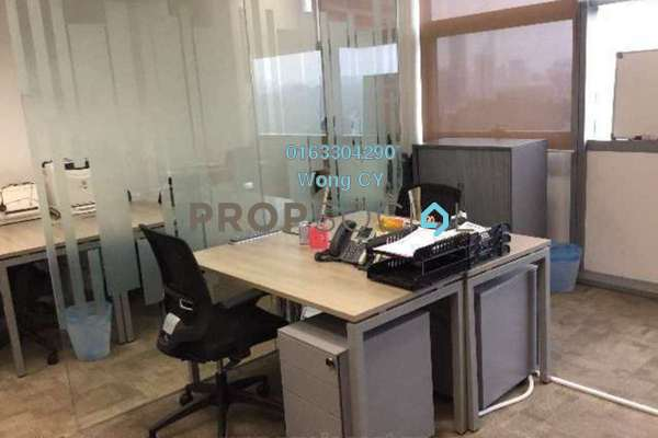 For Rent Office at Menara CIMB, KL Sentral Freehold Fully Furnished 1R/1B 888translationmissing:en.pricing.unit