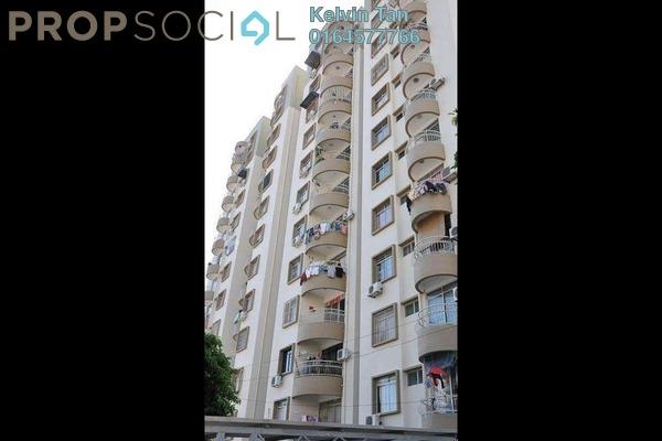 For Rent Condominium at Seri Kota, Georgetown Freehold Semi Furnished 3R/2B 1.1k