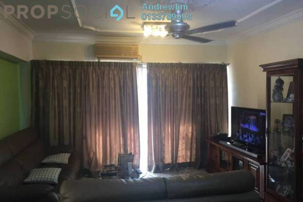 For Sale Condominium at Vista Perdana, Pandan Perdana Freehold Semi Furnished 3R/2B 379k