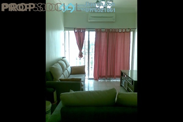 For Rent Apartment at Sri Cassia, Bandar Puteri Puchong Freehold Fully Furnished 3R/2B 1.15k