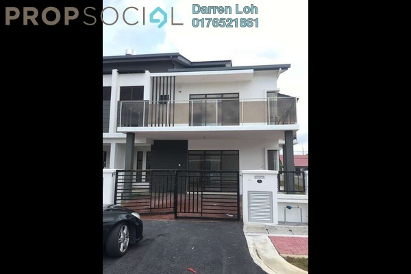 For Rent Semi-Detached at Taman Bintang Mas, Dengkil Freehold Unfurnished 5R/4B 2k