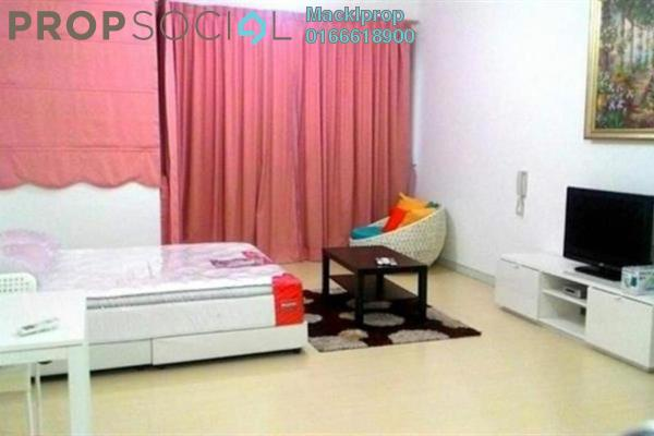 For Sale Condominium at Marc Service Residence, KLCC Freehold Fully Furnished 1R/1B 860k