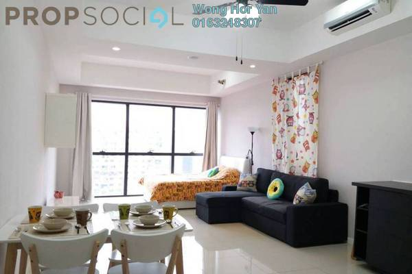 For Rent Serviced Residence at Icon City, Petaling Jaya Freehold Fully Furnished 1R/1B 1.8k