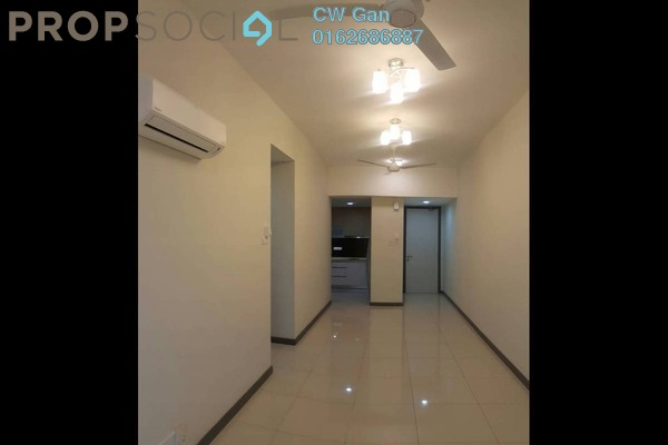 For Rent Condominium at Tiara Mutiara 2, Old Klang Road Freehold Semi Furnished 3R/3B 1.5k