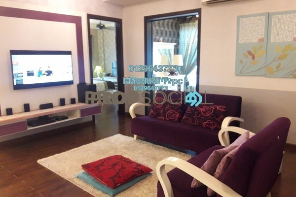For Sale Condominium at Riana Green East, Wangsa Maju Freehold Semi Furnished 4R/4B 1.28m