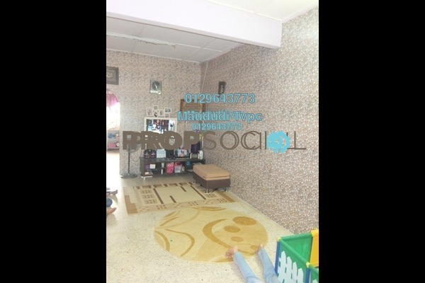 For Sale Terrace at Persiaran Hamzah Alang, Kapar Freehold Semi Furnished 3R/1B 220k
