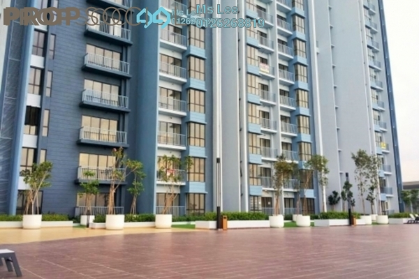 For Sale Condominium at Green Park, Seri Kembangan Freehold Fully Furnished 3R/2B 399k