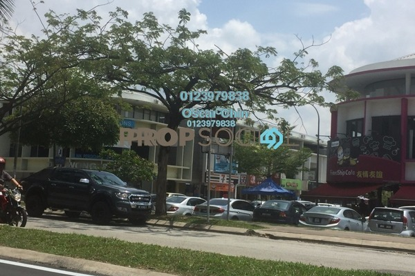 For Rent Shop at Aked Esplanad, Bukit Jalil Freehold Semi Furnished 0R/0B 2.8k