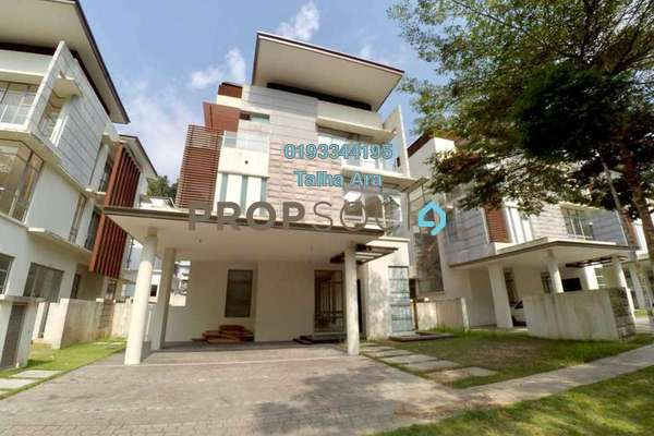 For Sale Bungalow at The Valley TTDI, Ampang Freehold Unfurnished 7R/8B 3.2m