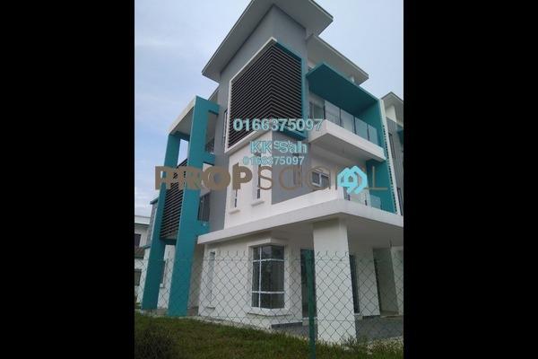 For Sale Superlink at Taman Kajang Sentral, Kajang Freehold Unfurnished 5R/5B 689k