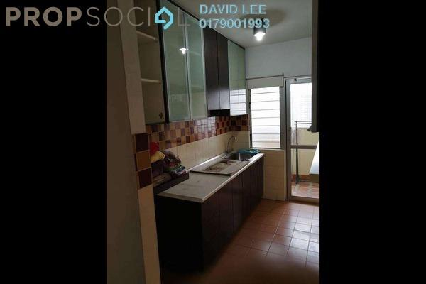 For Rent Condominium at Perdana Exclusive, Damansara Perdana Freehold Semi Furnished 2R/2B 1.3k