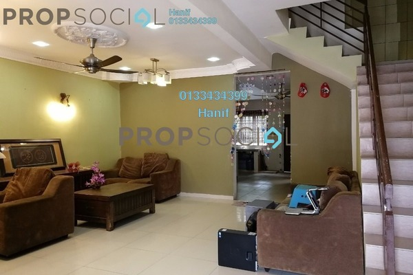 For Sale Terrace at Emerald East, Rawang Freehold Semi Furnished 3R/2B 499k