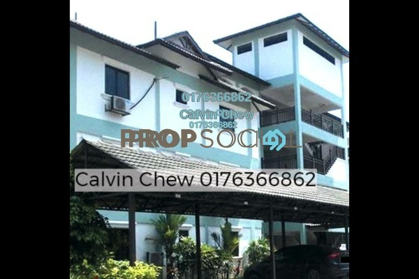 For Sale Condominium at Cyber Heights Villa, Cyberjaya Freehold Unfurnished 3R/2B 373k