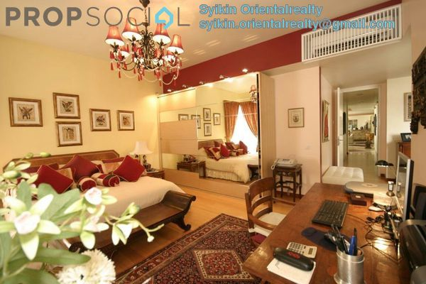 For Sale Condominium at 2 Hampshire, KLCC Freehold Fully Furnished 4R/5B 2.55m