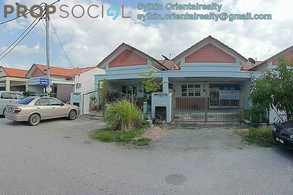 For Sale Terrace at Taman Seri Alam, Sungai Buloh Freehold Unfurnished 4R/2B 348k