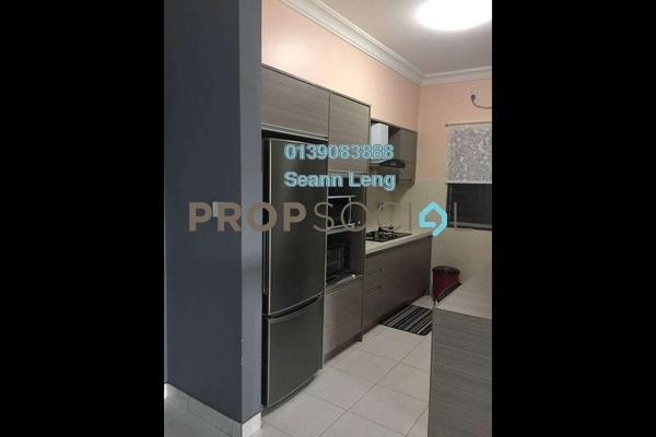 For Rent Condominium at Perdana Emerald, Damansara Perdana Freehold Semi Furnished 3R/2B 1.7k