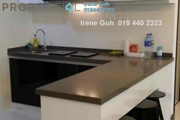For Rent Condominium at Vertiq, Gelugor Freehold Fully Furnished 3R/2B 3.1k