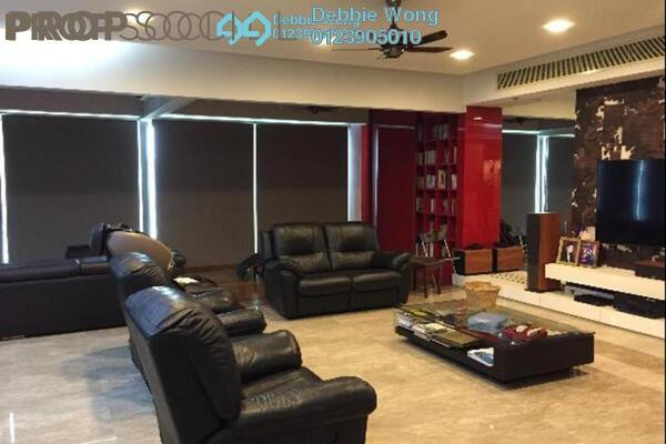 For Sale Condominium at 10 Mont Kiara, Mont Kiara Freehold Fully Furnished 4R/5B 3.72m
