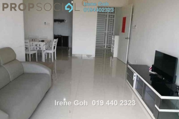 For Rent Condominium at Boulevard Condominium, Air Itam Freehold Fully Furnished 3R/2B 1.6k