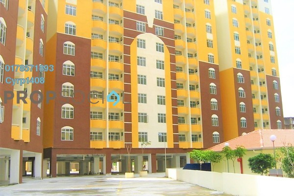 For Sale Apartment at Lagoon Perdana, Bandar Sunway Freehold Fully Furnished 3R/2B 190k