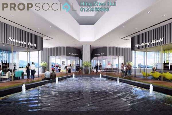 For Sale Condominium at Symphony Tower, Balakong Freehold Unfurnished 3R/2B 500k