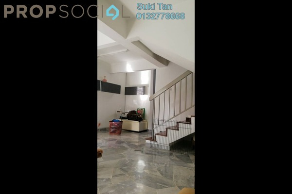 For Sale Terrace at Taman Menjalara, Bandar Menjalara Freehold Semi Furnished 3R/2B 650k