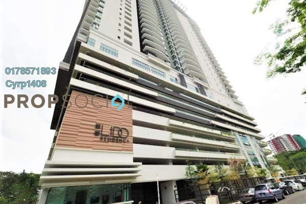 For Sale Condominium at Lido Residency, Bandar Sri Permaisuri Freehold Fully Furnished 3R/2B 500k