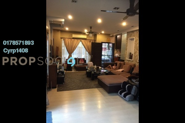 For Sale Bungalow at The Royale, Cheras Freehold Fully Furnished 4R/3B 1.6m