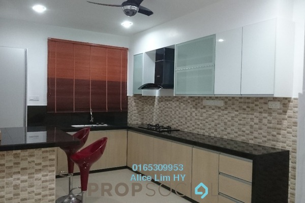 For Sale Terrace at Palmyra Residences, Balik Pulau Freehold Semi Furnished 3R/2B 590Ribu