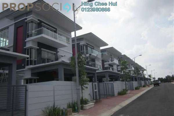 For Sale Bungalow at Ridgeview Residences, Kajang Freehold Unfurnished 4R/4B 1.65m