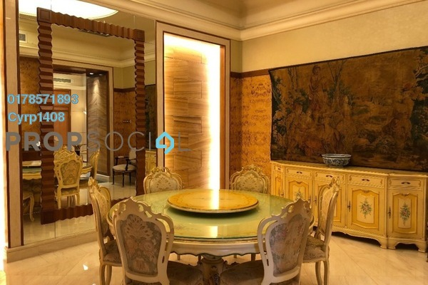 For Rent Condominium at 3 Kia Peng, KLCC Freehold Fully Furnished 4R/3B 6.9k