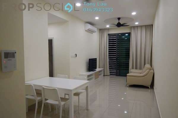 For Rent Condominium at The Vyne, Sungai Besi Freehold Fully Furnished 2R/3B 1.7k
