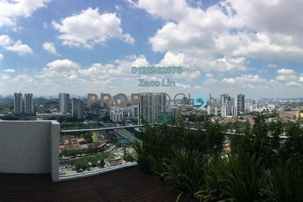 For Sale Condominium at Uptown Residences, Damansara Utama Freehold Unfurnished 4R/5B 2.2m