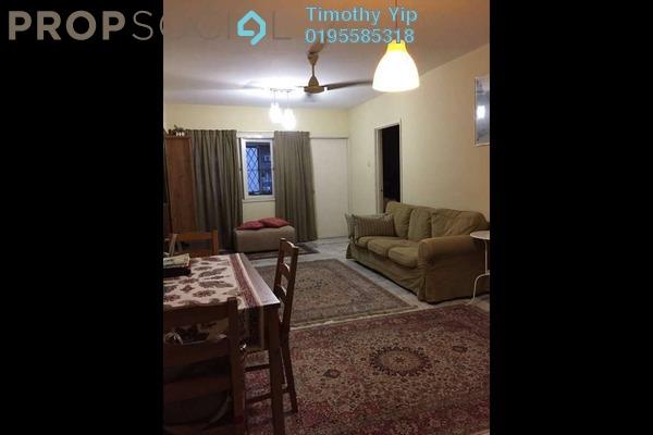 For Sale Condominium at Grandeur Tower, Pandan Indah Freehold Semi Furnished 3R/2B 330k