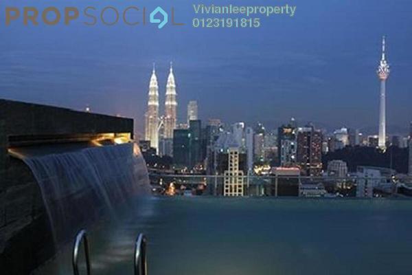 For Sale Condominium at Regalia, Putra Freehold Semi Furnished 2R/2B 710k