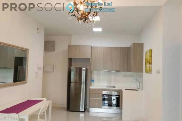 For Rent Condominium at Tropicana Gardens, Kota Damansara Freehold Fully Furnished 1R/1B 2.5k